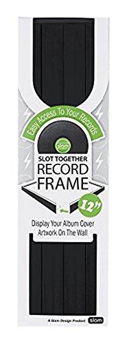 Record Lp Frame (Splash Brands 1719 Schallplatten Bilderrahmen, 33 cm)