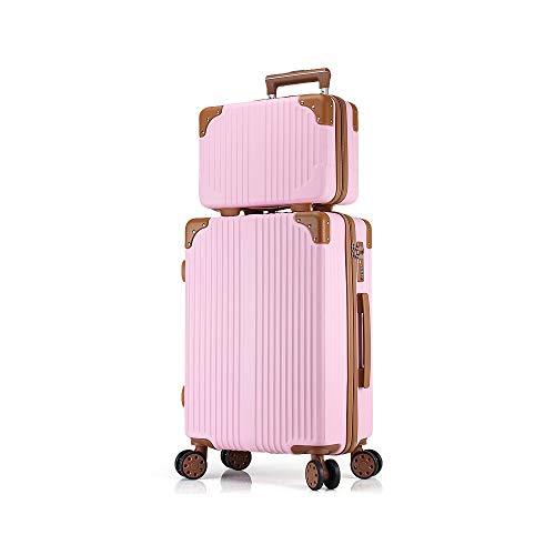 XF Carrelli portavaligie Valigetta per trolley piccola fresca password valigia studente maschio e feina universale ruota viaggio bagagli con custodia