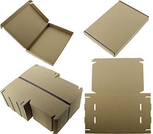 10 x, C5 A5, KARTON, FOTOS UND DOKUMENTE DOKUMENT für KARTEN, BASTELN, BRIEFE, POST BRIEFKASTEN MAIL VERSENDEN GROSSER AUFBEWAHRUNGSBOXEN, GRÖSSE: 235 x 165 x 22 mm von MEG4TEC