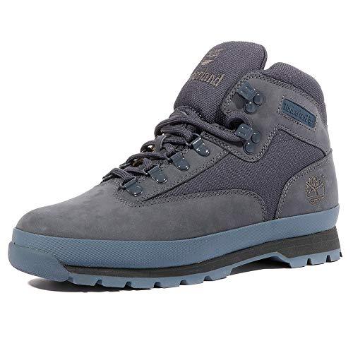 Timberland Chaussures De Ville Homme Euro Hiker Mid