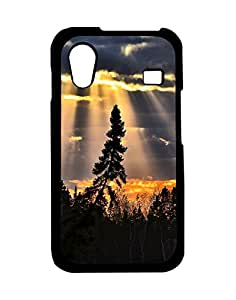 Mobifry Back case cover for Samsung Galaxy Ace S5830 Mobile ( Printed design)