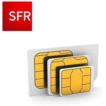 Carte Bancaire Prepayee Sfr.Carte Sim Sfr Sans Engagement Avec 10 De Credit Inclus Amazon Fr