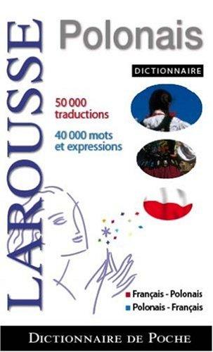 Dictionnaire de Poche Polonais-Français Français-Polonais par Larousse