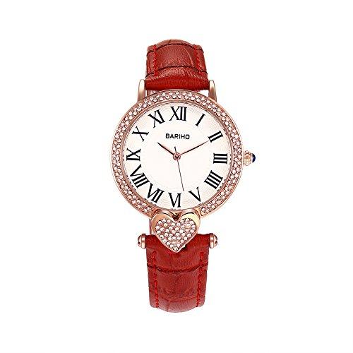 hongboom-pcaro-funda-de-piel-de-color-rojo-banda-reloj-de-pulsera-30-m-resistente-al-agua-de-las-muj