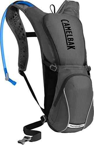 CamelBak Products LLC Ratchet Trinkrucksack, 001 Black/Grey, 100 Oz -
