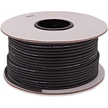 XLR Suitable - 100m 6mm Ex-Pro/® Professional balanced microphone cable