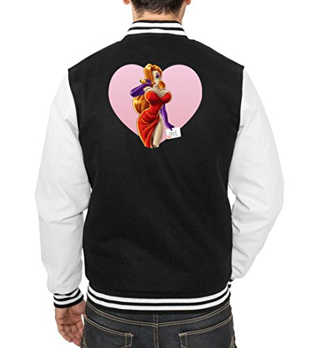 J. Rabbit College Vest Nero Certified Freak-XXL