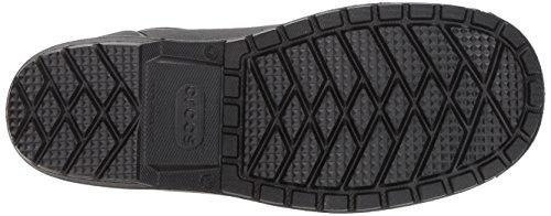 crocs Herren AllCast Rain Boot Men Gummistiefel Schwarz (Black/Black)