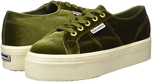Superga 2790 velvetw females Trainers