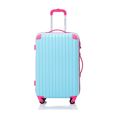 travelhouse-unisex-adults-travel-cabin-luggage-locks-lightweight-suitcase-on-wheels-holdall-carryall