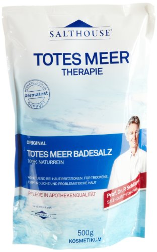 Salthouse Original Totes Meer Bade-Salz, 500 g, 6er Pack (6 x 500 g)
