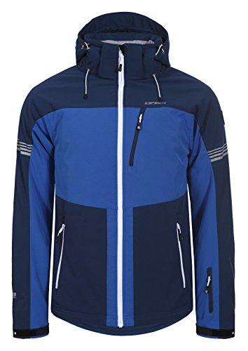 Icepeak Herren NILS Softshell Jacke, Blau, L