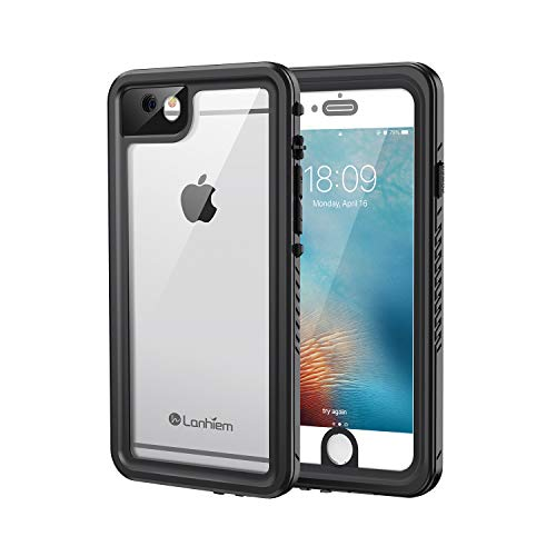 Lanhiem Funda Impermeable iPhone 6 / 6s