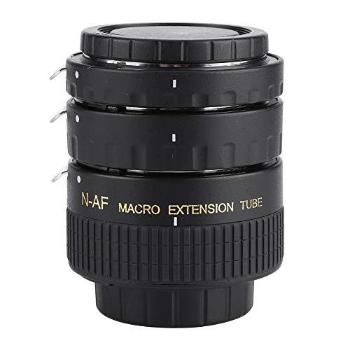 Mugast Set di Anelli adattatori per Obiettivo Fotografico 12 e 20 e 36 per Messa Fuoco Automatica Macro per Nikon Obiettivo D7100 D7000 D5300 F