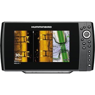 Humminbird HELIX 9 Chirp Mega SI GPS G2N Combo Si Combo