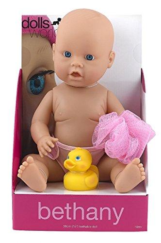 8551 - Puppe Bad Bethany 38 cm