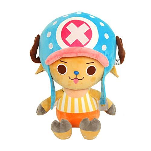 Japanisches Anime One Piece Onepiece - Chopper Plüsch Gefülltes Spielzeug s12''(30cm) Plüsch Doll Lieferung durch Hyingstore (Japanische Plüsch-spielzeug)