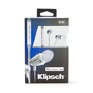 Klipsch Image S4i MkII Earphones (White)