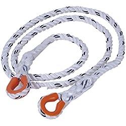 Cofan Cuerda de seguridad para arnés (1.5 m)