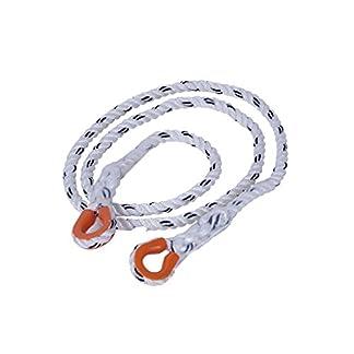 Cofan 11000033 – Cuerda de seguridad para arnés (1.5 m)