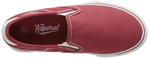Kaporal Valed Jungen Bootsschuhe Rot - rot