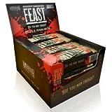 Warrior FEAST Protein Flapjacks - Chocolate Orange