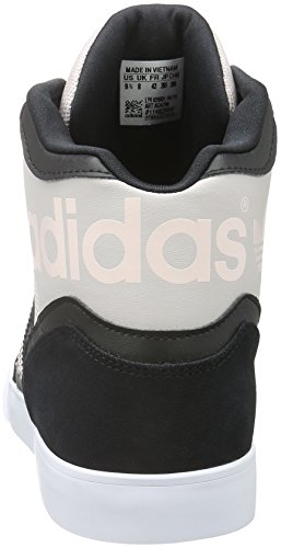 adidas Extaball W, Sneakers Hautes Femme, Blanc Multicolore (Varios Colores Negro Negbas / Rolhal / Purhie)