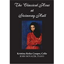 The Classical Hour at Steinway Hall: Kristina Reiko Cooper