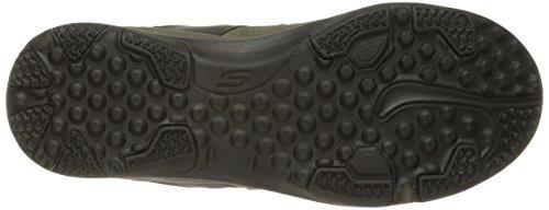 Skechers Larson-Alton, Chaussures de Running Homme Marron (Olive)
