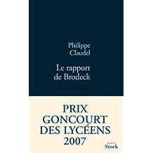 Le rapport de Brodeck (La Bleue) (French Edition)