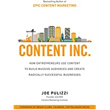 Content Inc.: How Entrepreneurs Use Content to Build Massive Audiences and Create Radically  Successful Businesses (Business Books)