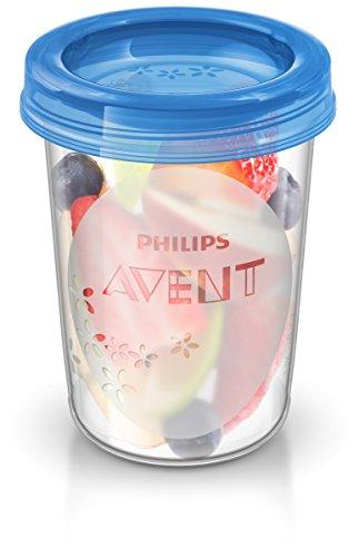 Ansicht vergrößern: Philips Avent SCF721/20 Aufbewahrungssystem für Babynahrung, 20er Pack (10x180 ml, 10x 240 ml)