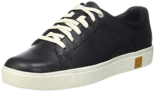 Amherst Negro Negro Timberland Hombre Oxford Zapatos YqwWdFX