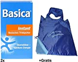 Basica Instant: Basisches Trinkpulver 2x 300g Gratis Einkaufstasche