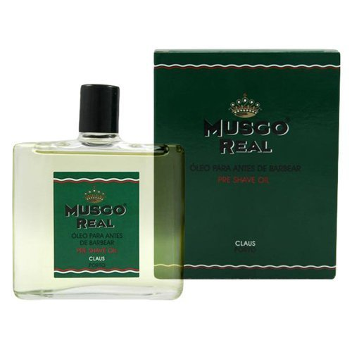Claus Porto Musgo Real Pre Shave Oil (100 ml) by Musgo Real (English Manual)