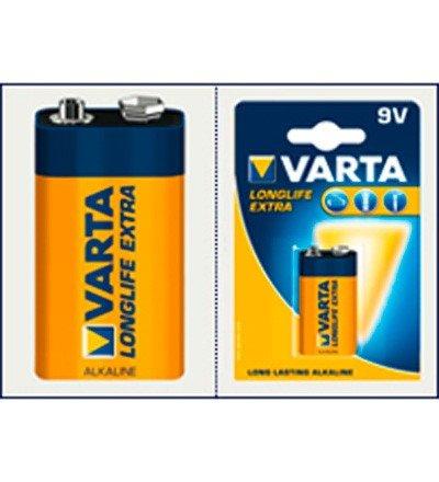 VARTA 4122 Longlife Pile 9 V E-block, alcaline