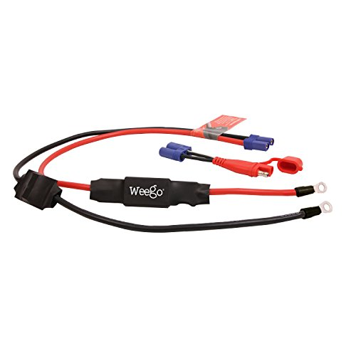 Weego JSPT524 powersports-battery-chargers (Msa-harness)