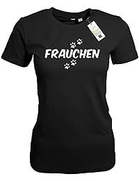 FRAUCHEN - HUNDE - WOMEN T-SHIRT