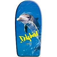 Mondo - Tabla surf, diseño animales marinos, 84 cm, colores surtidos (11002