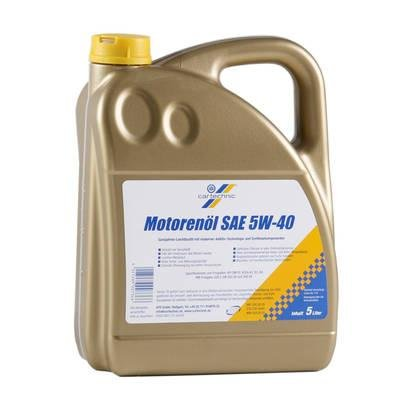 5L Motoröl SAE 5W-40 Cartechnic Leichtlauf