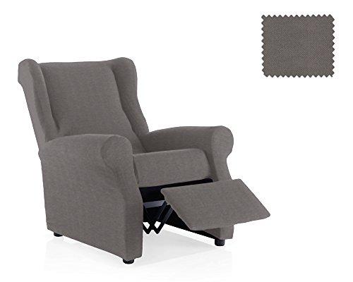 JM Textil Elastische Sessel-Husse Relax Alana Größe 1 Sitzer (Standard), Farbe 06