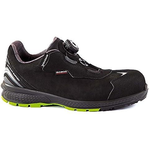 Giasco scarpe basse S3, rally, misura 41, 1pezzo, nero, 4x 224N41