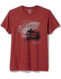 Oakley t-shirt pour homme walk on water