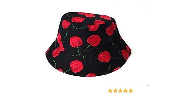 blue Wigwam Reversible Designer UNICORN print pattern Bucket hat holiday festival sun hats