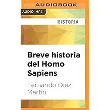 SPA-BREVE HISTORIA DEL HOMO  M