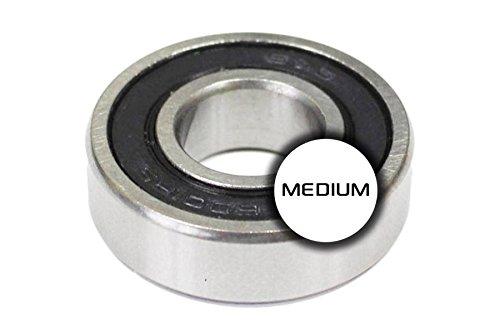 MV-TEK Cuscinetto sigillato mozzo ruota 15x26x8 medium (Ricambi Mozzi) / Sealed bearing wheel hub 15x26x8 medium (Hub Spare)