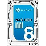 Seagate Desktop HDD NAS 8TB - Disco duro (0 - 60 °C, -40 - 60 °C, Serial ATA III, Unidad de disco duro)