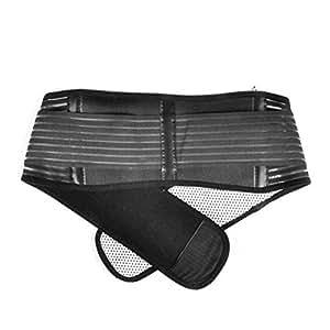 Ewin24 1PCS magnetica Indietro supporto lombare Brace Strap Belt Bassa Mal di schiena Dolore