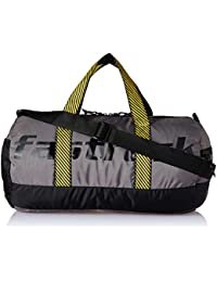 991647f19739 Fastrack Polyester 17 inches Grey Travel Duffle (A0722NGY01)