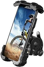 Lamicall Fiets Telefoonhouder, Motorfiets Telefoonstandaard - Universele 360 Roterende Houder Standaard voor